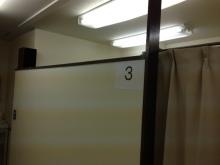 豊洲カイロ部屋3番