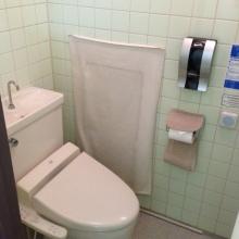 豊洲カイロ院内トイレ