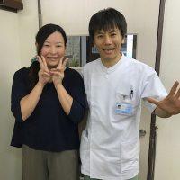 江東区豊洲にお住まいの会社員、デスクワークの古澤紗知子さん