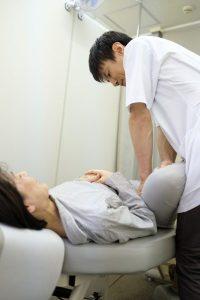 豊洲股関節痛
