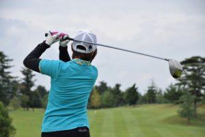 豊洲ゴルフでの方の痛み