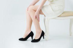 ハイヒール膝の痛み豊洲