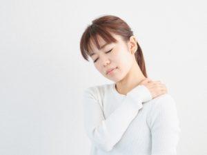 首の痛み豊洲