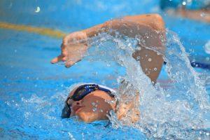 水泳時呼吸しづらい豊洲