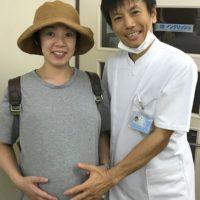 江東区豊洲にお住まいの妊婦さん(妊娠中)S・Mさん