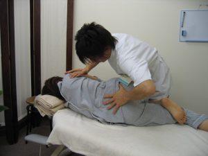 腰痛治療豊洲