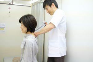 豊洲四十肩治療