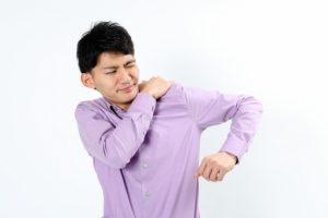 肩の痛み四十肩豊洲
